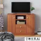高款電視柜現代簡約經濟型加高臥室電視機柜斗柜客廳儲物柜墻柜子【極致男人】