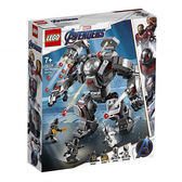 LEGO 樂高 Marvel 復仇者聯盟 76124 War Machine Buster 【鯊玩具Toy Shark】