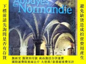 二手書博民逛書店la罕見route des abbayes en normandieY254800