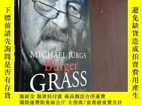 二手書博民逛書店burger罕見grass【精裝】Y12880 michael jurgs C.bertelsmann 出