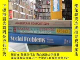 二手書博民逛書店AMERICAN罕見EDUCATION purpose and