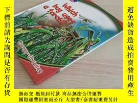 二手書博民逛書店ask罕見me which bug uses a torch?Y312914 如圖 如圖