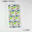 WuKon Iphone6s / i6 手機殼。硬殼。設計師款phone case