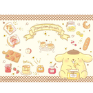 【台製拼圖】HP0200-019 三麗鷗 布丁狗 - 蜜糖西點心形拼圖