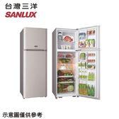 【SANLUX三洋】380公升雙門冰箱SR-B380B-電電購.