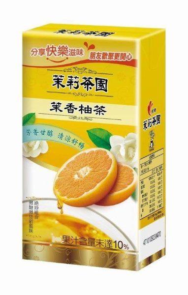 光泉茉莉茶園-茉莉柚茶300ml(6入/組)