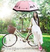 自行車撐傘架電動摩托車雨傘支架可折疊嬰兒推車不銹鋼遮陽固定夾-享家生活館 IGO