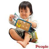 【奇買親子購物網】日本People 長型錢包玩具