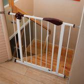 免打孔兒童樓梯口防護欄寵物圍欄寶寶安全門欄狗狗嬰兒護欄