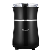 研磨機 Mongdio磨豆機電動咖啡豆研磨機 家用小型自動磨咖啡機中藥磨粉機 歐歐