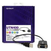 UTN400 USB to RS-232 訊號轉換器