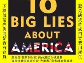 二手書博民逛書店The罕見10 Big Lies About AmericaY256260 Michael Medved Cr