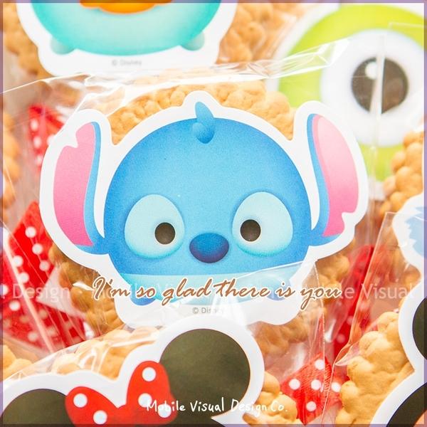 迪士尼tsumtsum麥芽餅 米奇米妮 史迪奇等多款一律隨機出貨(限宅配) 來店禮 生日 禮物精選