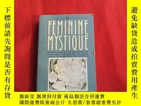 二手書博民逛書店the罕見Feminine mystiqueY179070 Betty Friedan Betty Fried