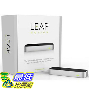 [8美國直購] 運動捕捉器 Leap Motion Small Motion Controller 3D Motion Capture System Free Shipping