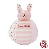 【日本製】【anano cafe】日本製 嬰幼兒不倒翁玩偶 兔子造型 SD-2891 - 日本製