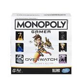 【孩之寶Hasbro】桌遊大富翁 MONOPOLY 地產大亨 鬥陣特攻 收藏版 英文版