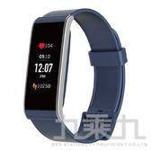 MyKronoz ZeFit 4 防水彩色觸控智慧手錶-藍