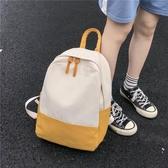後背包 2020新款書包女韓版森系原宿小清新大學生帆布雙肩包 小天後