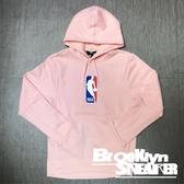 NIKE SB NBAHOODIES 粉色 刺繡 內刷毛 帽T 男 (布魯克林) 2018/12月 938413-646