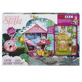 【孩之寶流行玩具】憤怒鳥 - 粉紅史黛拉洋房遊戲組 A8886
