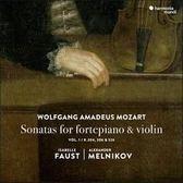 停看聽音響唱片】【CD】佛斯特 / 梅尼可夫 / 莫札特:小提琴奏鳴曲,21.23.35號