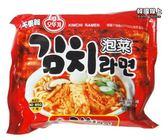 韓國OTTOGI 不倒翁泡菜風味拉麵(單包) 韓國必買泡麵