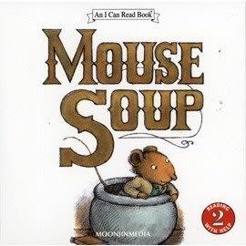 〈汪培珽英文書單〉〈An I Can Read系列:Level 2 〉MOUSE SOUP /單CD