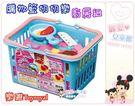 麗嬰兒童玩具館~日本Toyroyal 樂雅專櫃-買菜趣-購物籃切切樂-廚房組/甜點組.情境玩具