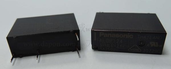 *大朋電子商城*Panasonic ALDP124 繼電器Relay(5入)