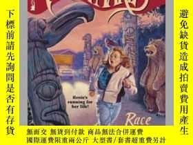 二手書博民逛書店Race罕見to DisasterY362136 Peg Kehret PEG KE... Aladdin (