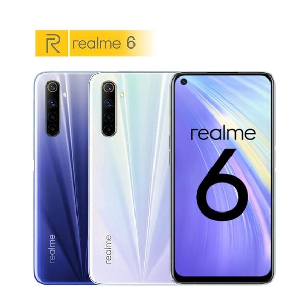 【全新公司貨】realme 6 8G/128G 6.5吋