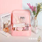 化妝包旅行包旅行化妝包小號便攜韓國簡約大容量化妝品收納包可愛少女心洗漱包