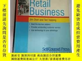 二手書博民逛書店罕見~ 外文書 Start and Run a Profitable Retail BusinessY2052