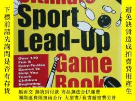 二手書博民逛書店The罕見Ultimate Sport Lead-Up Game