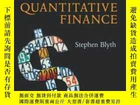 二手書博民逛書店An罕見Introduction To Quantitative
