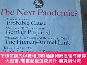 二手書博民逛書店foreign罕見affairs July August 2005 next pandemic trade war