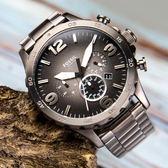 FOSSIL 沉穩紳士質感時尚腕錶 JR1437 熱賣中!
