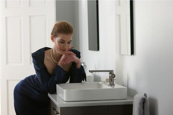 【麗室衛浴】美國 KOHLER 新品上市 COMPOSED 系列  面盆加高龍頭  K-73054T-7-CP