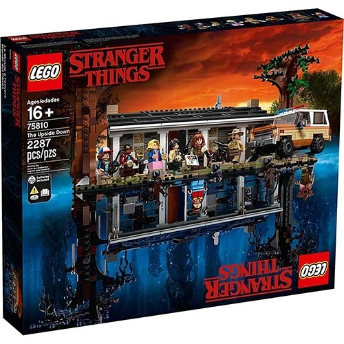 樂高積木 LEGO 2019《 LT75810 》Stranger Things 怪奇物語系列 - The Upside Down