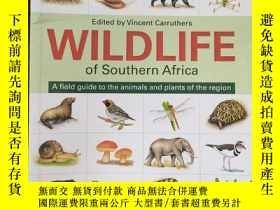 二手書博民逛書店英文原版罕見WILDLIFE of southern Africa 南部非洲的野生動物Y718 見圖 見圖
