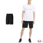 Puma Benz 男 黑色 運動短褲 棉褲 休閒 慢跑 短褲 健身 運動 排汗 透氣 短褲 59832801