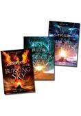 元素三部曲(1 3)完套書(燃燒的天空、預言之海、不朽高地)