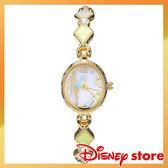 日本迪士尼小精靈手錶女錶菱形水鑽828597通販屋