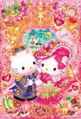 【拼圖總動員 PUZZLE STORY】一個美好的夜晚 日系/Beverly/Hello Kitty/1000P