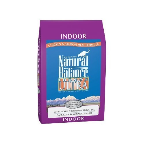 *KING WANG*【含運】Natural Balance 特級室內全貓調理配方15LB‧貓糧
