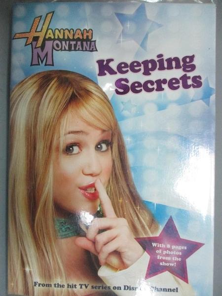 【書寶二手書T4/少年童書_ORN】Keeping Secrets_Beechwood, Beth