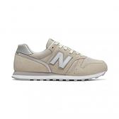 New Balance 373系列女款卡其色復古慢跑鞋-NO.WL373AB2
