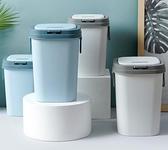 垃圾桶 北歐風帶蓋垃圾桶彈蓋紙簍客廳衛生間廁所廚房輕奢有蓋垃圾筒【快速出貨八折搶購】