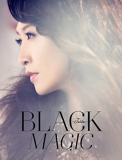 Julie Black Magic CD (購潮8)